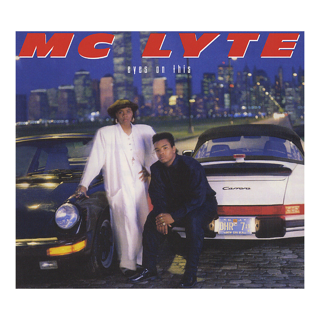 <!--2012092540-->MC Lyte - 'Eyes On This' [CD]