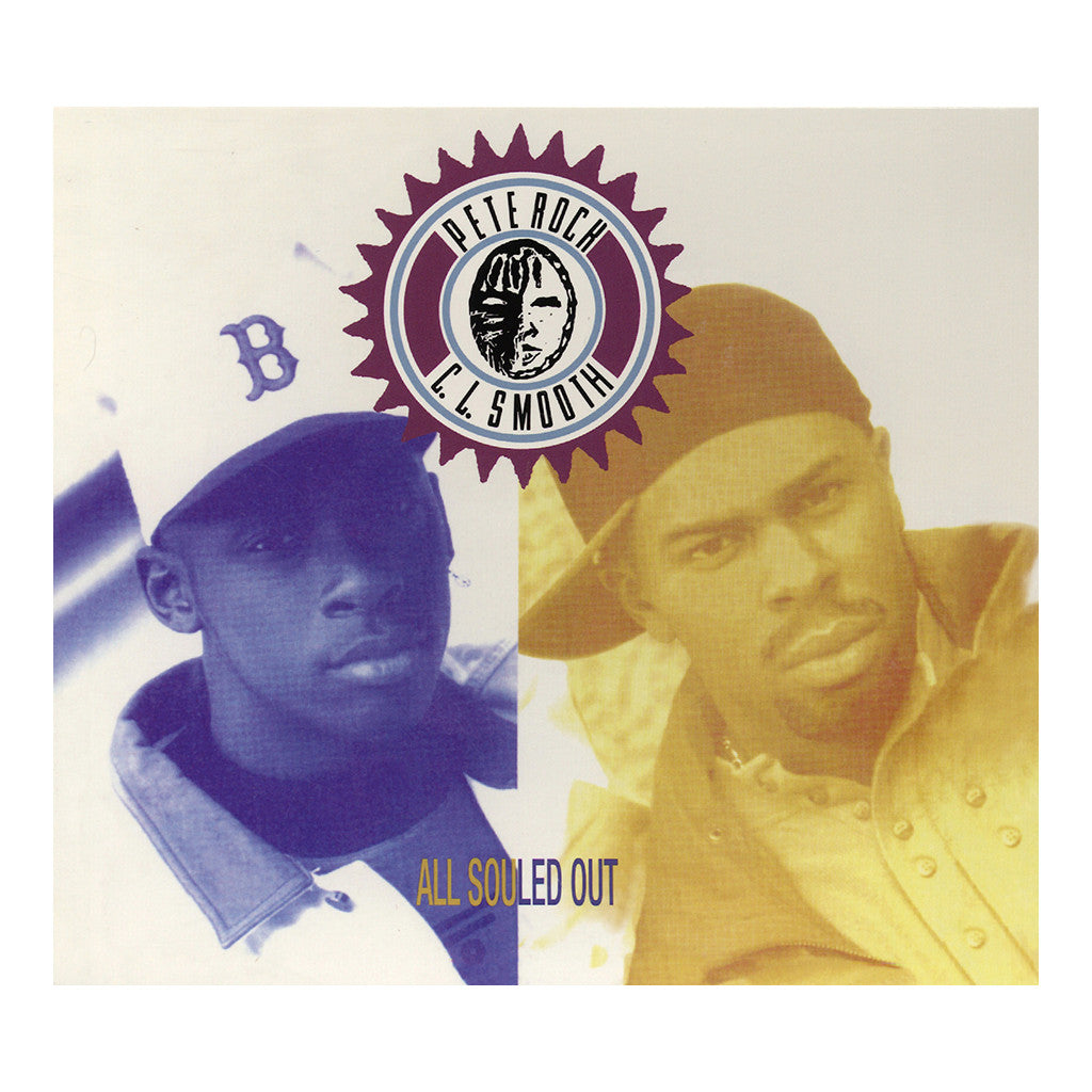 <!--2014032801-->Pete Rock & CL Smooth - 'Mecca & The Soul Brother' [Streaming Audio]