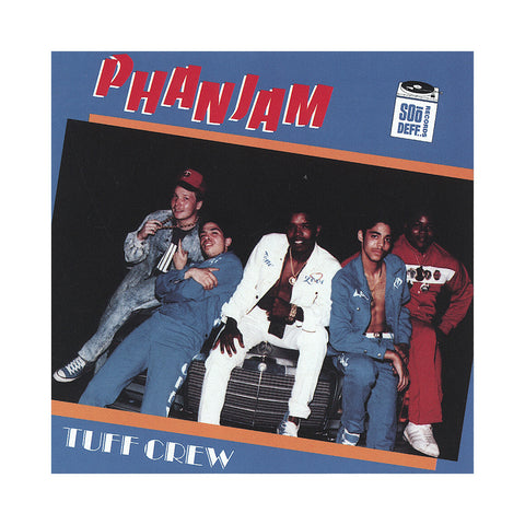 "[""Tuff Crew & The Krown Rulers - 'Phanjam' [CD]""]"