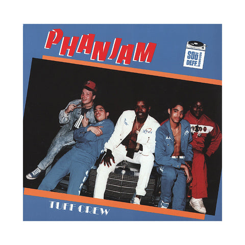 "[""Tuff Crew & The Krown Rulers - 'Phanjam' [(Black) Vinyl LP]""]"