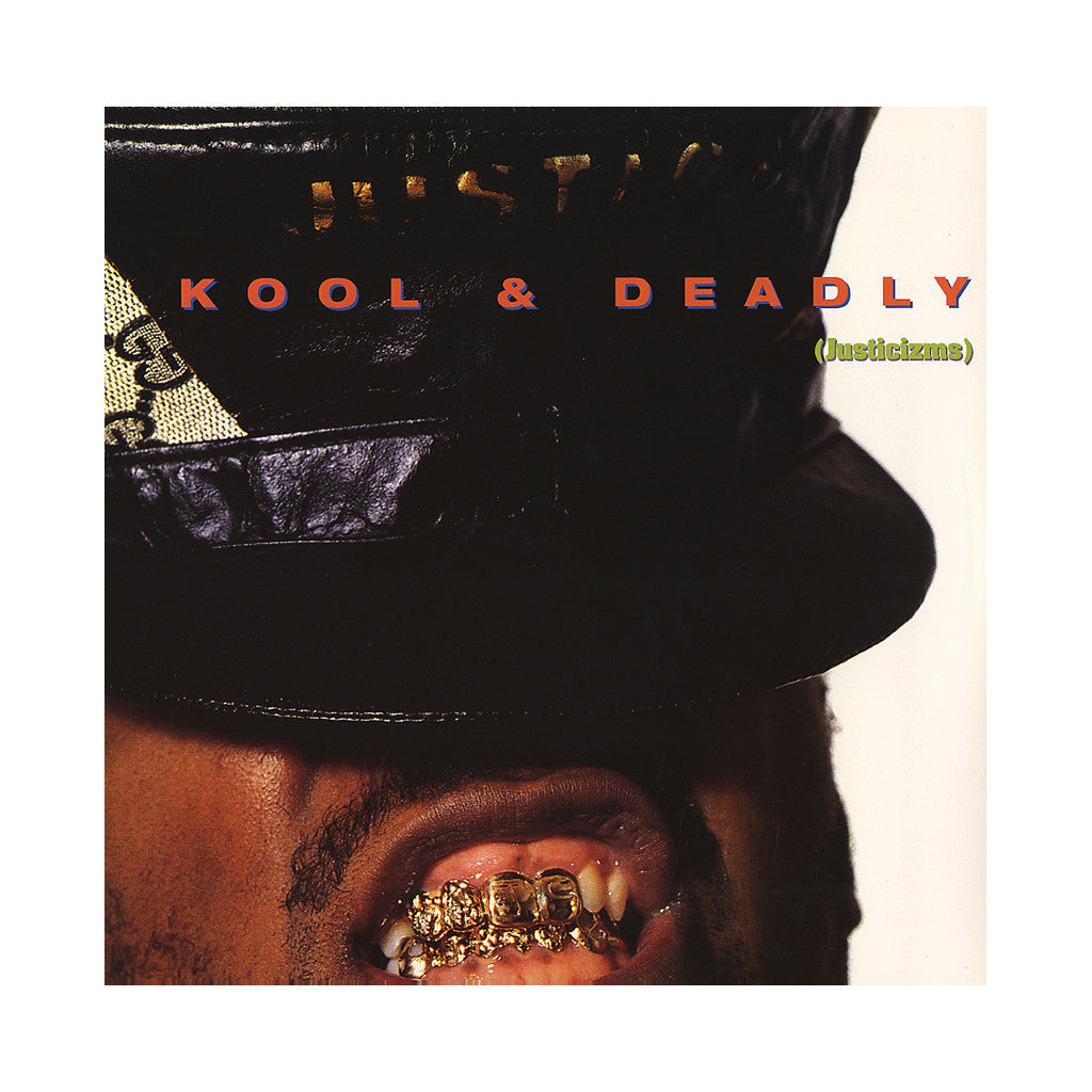 <!--019870101005368-->Just-Ice - 'Kool & Deadly (Justicizms)' [CD]