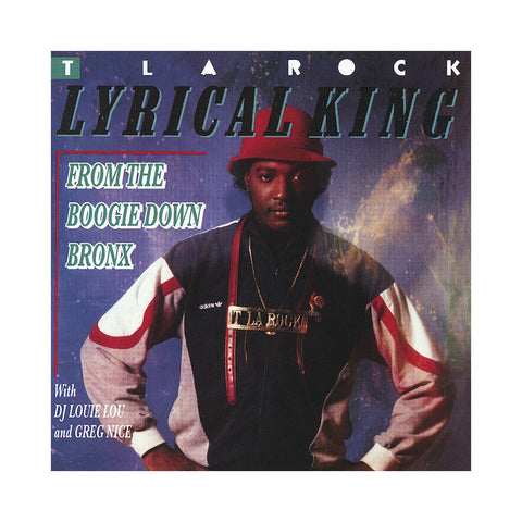 "[""T La Rock - 'Lyrical King' [CD]""]"