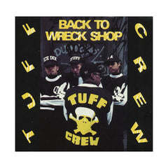 <!--119890101006620-->Tuff Crew - 'Back To Wreck Shop' [CD]