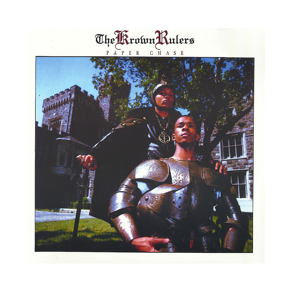 <!--120060101005903-->The Krown Rulers - 'Paper Chase' [CD]