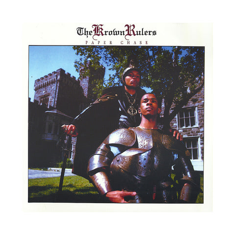 "[""The Krown Rulers - 'Paper Chase' [CD]""]"