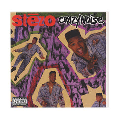 Stezo - 'Crazy Noise' [CD]