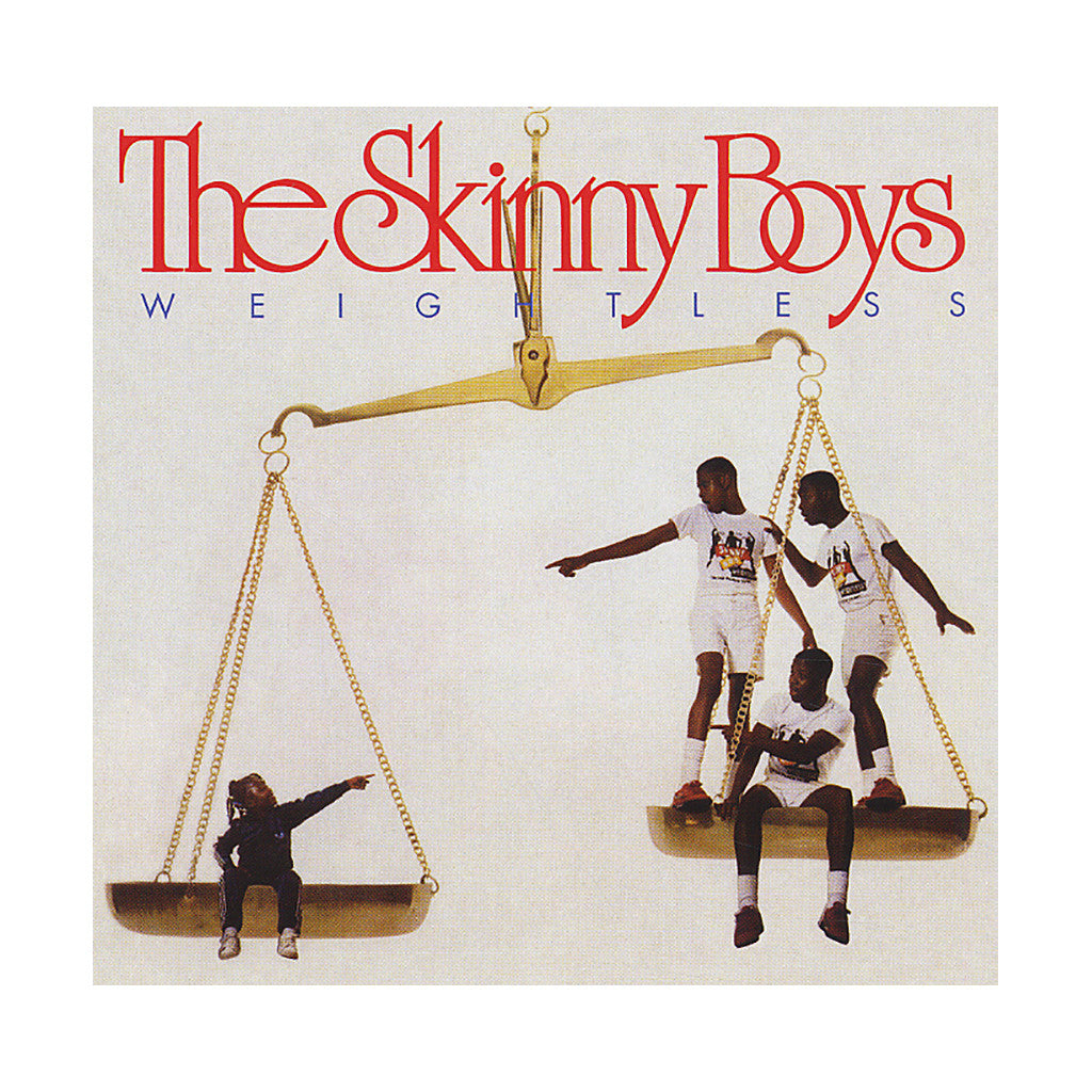 <!--019860101007050-->The Skinny Boys - 'Weightless' [CD]