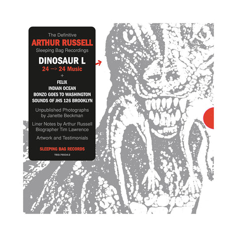 "[""Dinosaur L - '24->24 Music' [CD [2CD]]""]"