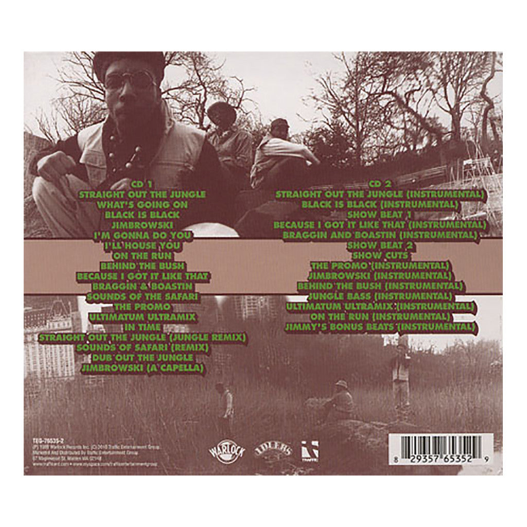Jungle Brothers - 'Straight Out The Jungle (Deluxe Edition)' [CD [2CD]]