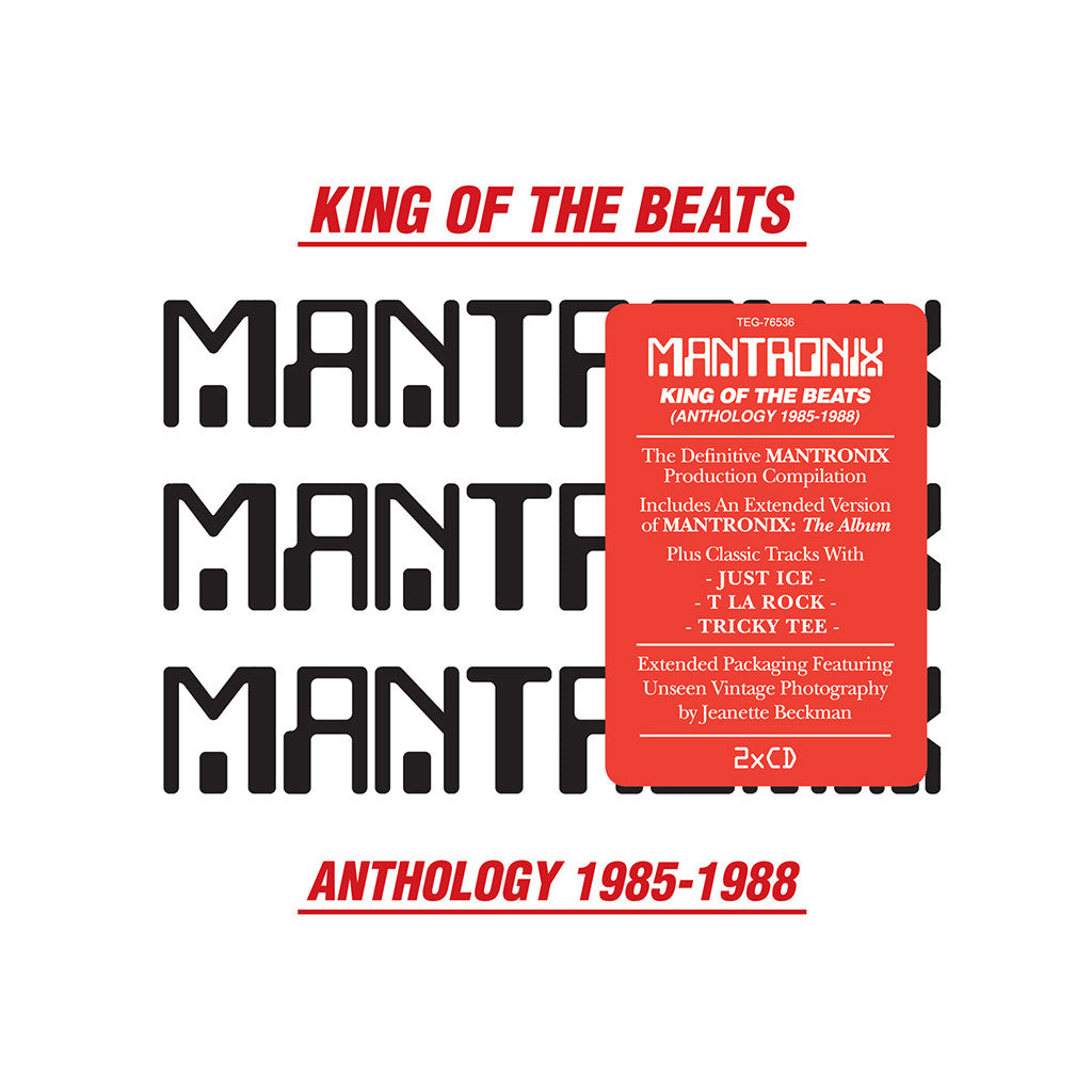 "<!--2008070239-->Mantronix - 'Needle To The Groove (12"" Version)' [Streaming Audio]"