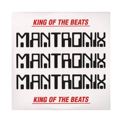 Mantronix - 'King Of The Beats: Anthology 1985-1988' [(Black) Vinyl [2LP]]