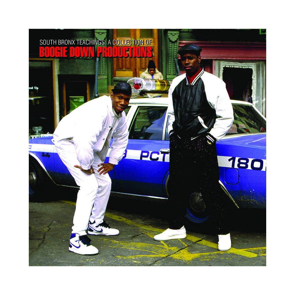 <!--020120424041282-->Boogie Down Productions - 'South Bronx Teachings: A Collection Of Boogie Down Productions' [(Black) Vinyl [2LP]]