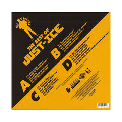<!--120130507055654-->Just-Ice - 'Sir Vicious: The Best Of Just-Ice' [(Black) Vinyl [2LP]]