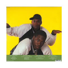 Boogie Down Productions - 'Man & His Music: Remix By The World' [(Black) Vinyl [2LP]]