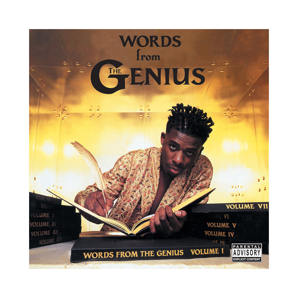 <!--020060912008183-->GZA/ Genius - 'Words From The Genius' [CD]