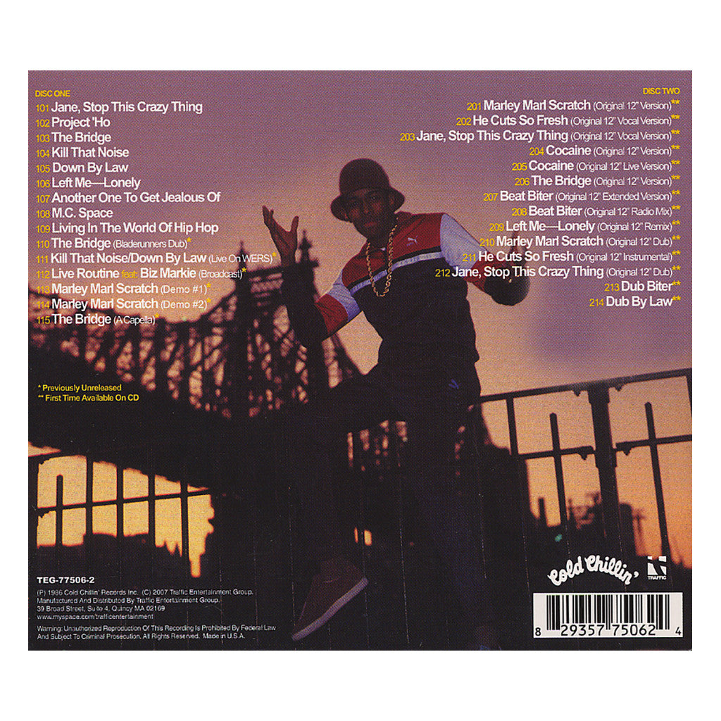 <!--020070501009323-->MC Shan - 'Down By Law (Deluxe Edition)' [CD [2CD]]