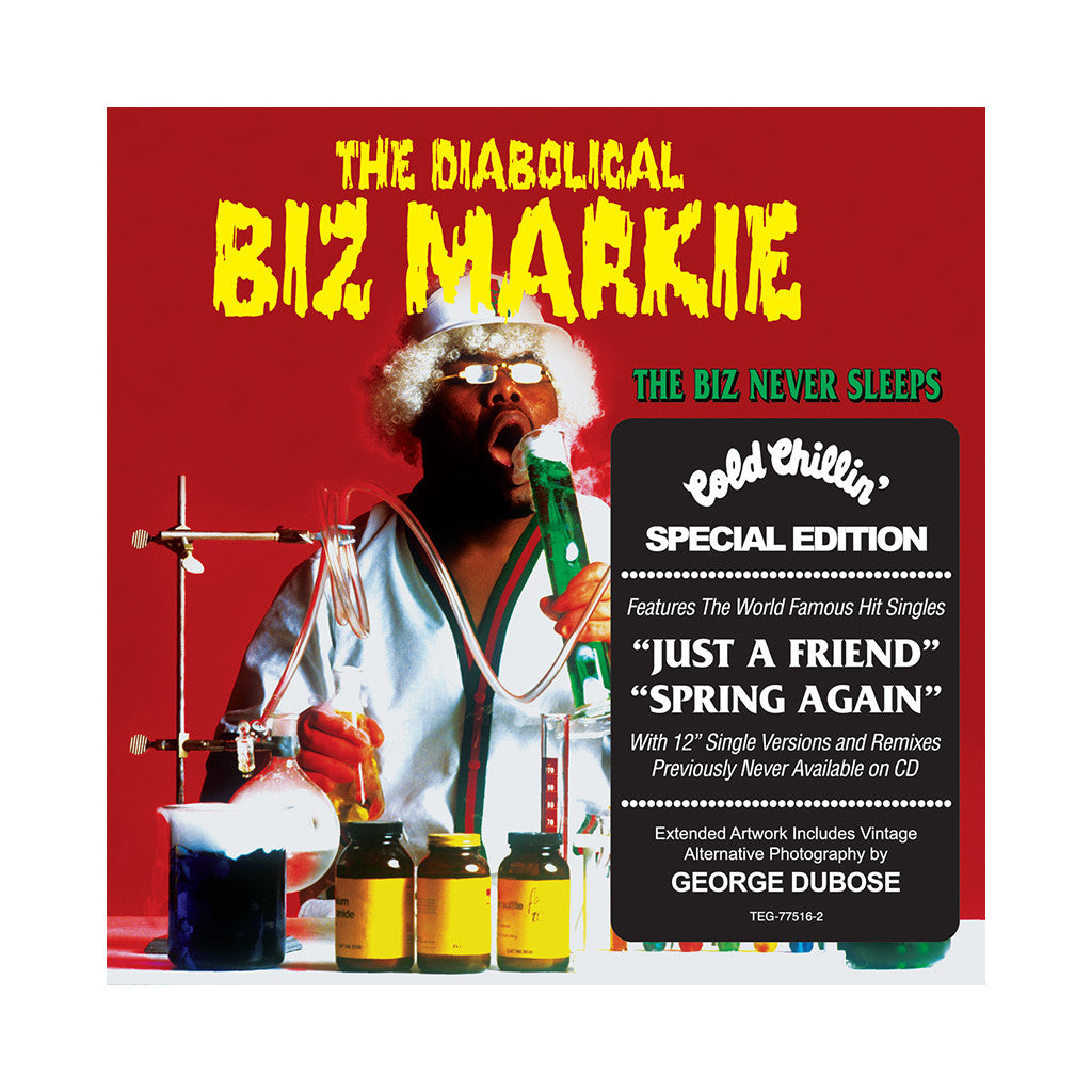 <!--2013011329-->Biz Markie - 'Just A Friend (INSTRUMENTAL)' [Streaming Audio]