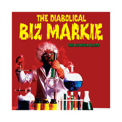 Biz Markie - 'The Biz Never Sleeps' [(Black) Vinyl LP]