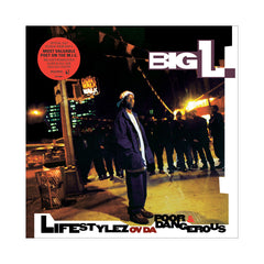 Big L - 'Lifestylez Ov Da Poor & Dangerous' [(Black) Vinyl [2LP]]