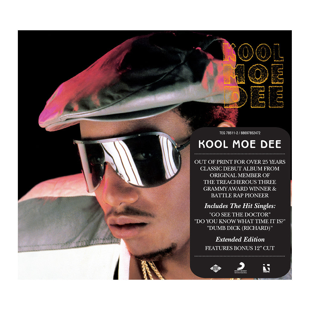 <!--2002121833-->Kool Moe Dee - 'Go See The Doctor' [Streaming Audio]