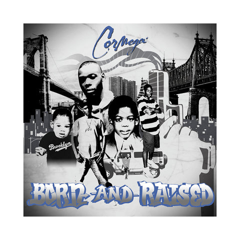 Cormega - 'Born And Raised' [CD]
