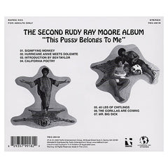 <!--020090120015680-->Rudy Ray Moore - 'This Pussy Belongs To Me' [CD]