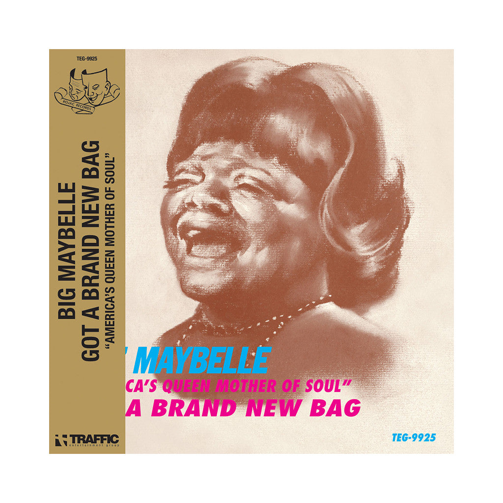 <!--2009102034-->Big Maybelle - 'Got A Brand New Bag' [CD]