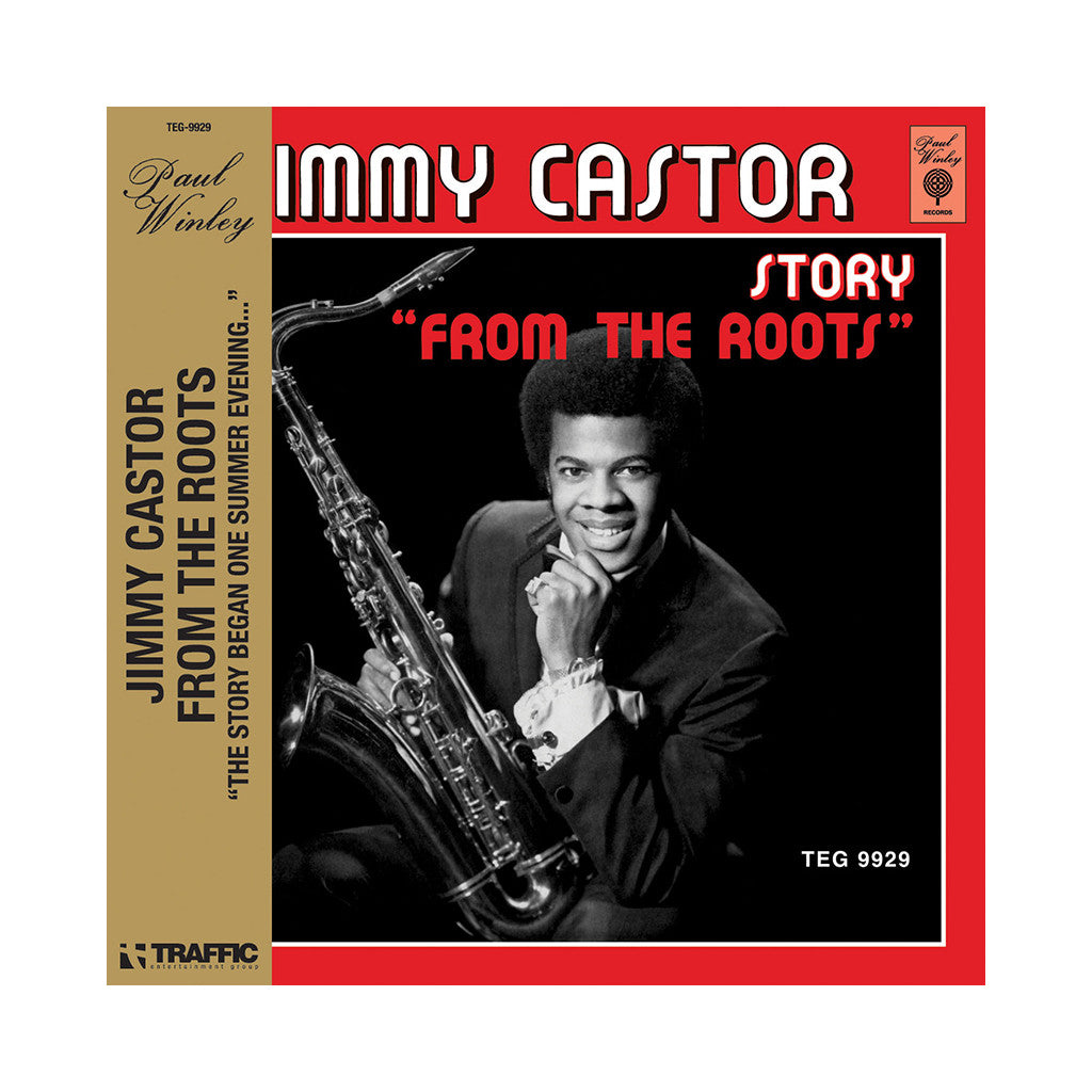 Jimmy Castor - 'From The Roots' [CD]
