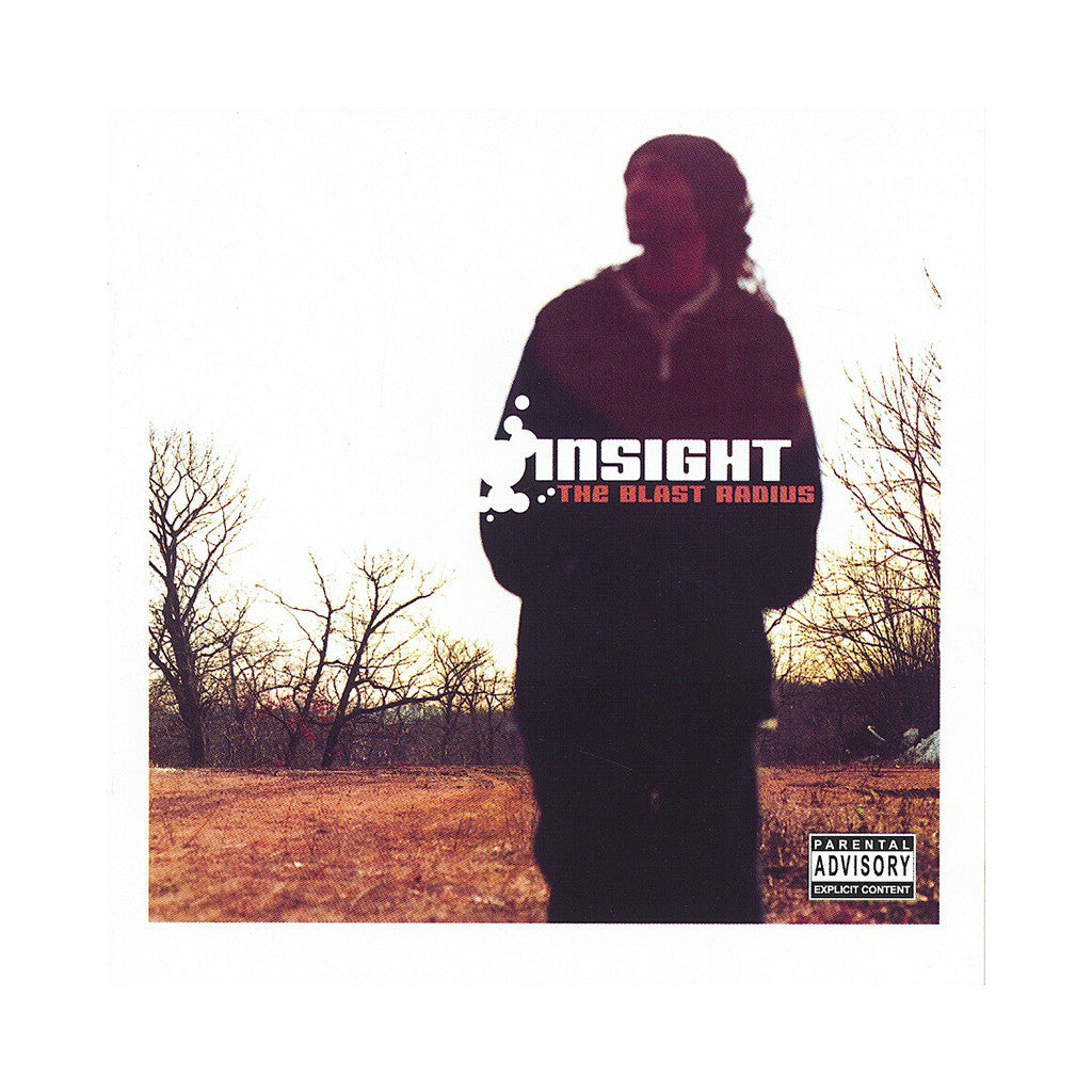 <!--020040824002989-->Insight - 'The Blast Radius' [(Black) Vinyl [2LP]]