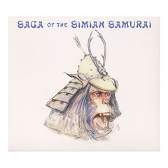 <!--120071030010822-->TomC3 & Prince Po - 'Saga of the Simian Samurai' [CD]