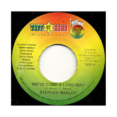 "Stephen Marley b/w Blackami - 'We've Come A Long Way b/w The Best I Can Do' [(Black) 7"" Vinyl Single]"
