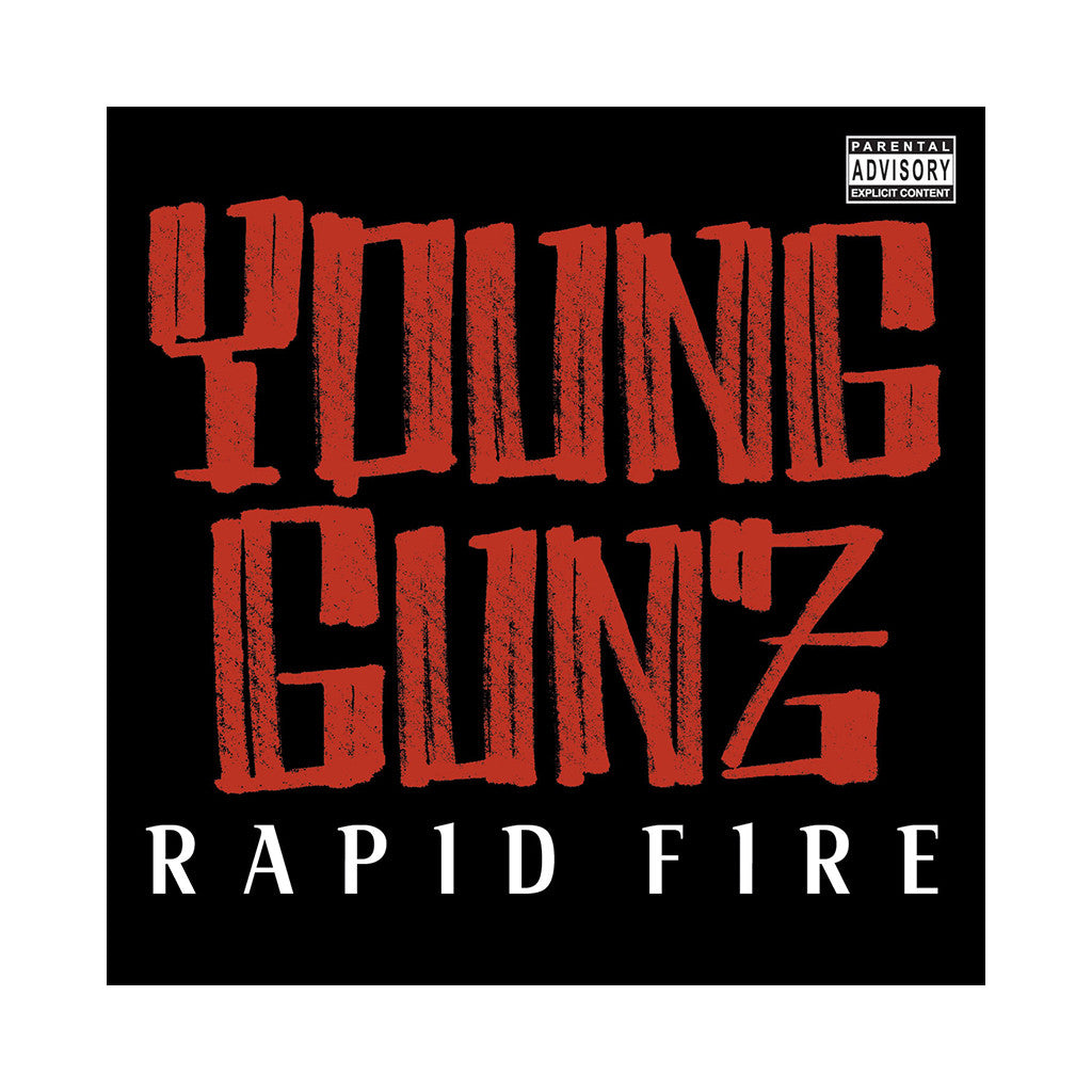 Young Gunz - 'Rapid Fire' [CD]