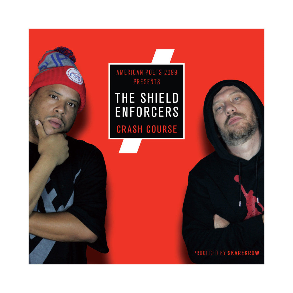 <!--2017020435-->The Shield Enforcers - 'Hold Me' [Streaming Audio]