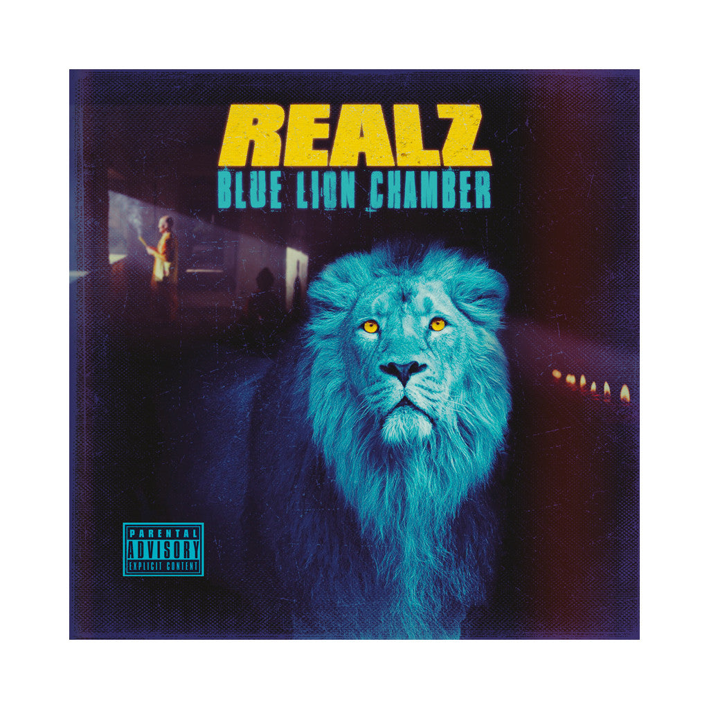 <!--120170303074860-->REALZ - 'Blue Lion Chamber' [CD]