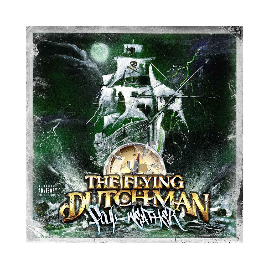 <!--120161104074326-->The Flying Dutchmen - 'Foul Weather' [CD]