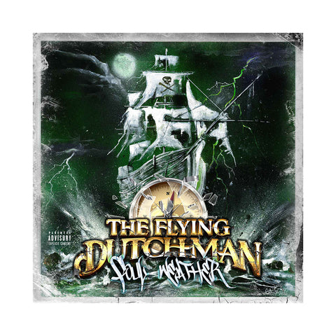 The Flying Dutchmen - 'Foul Weather' [CD]