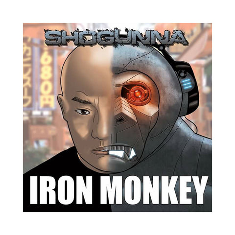 Shogunna - 'Iron Monkey' [CD]