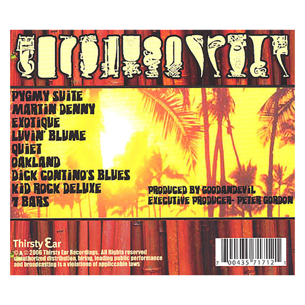 <!--120060801016532-->Sex Mob - 'Sexotica' [CD]