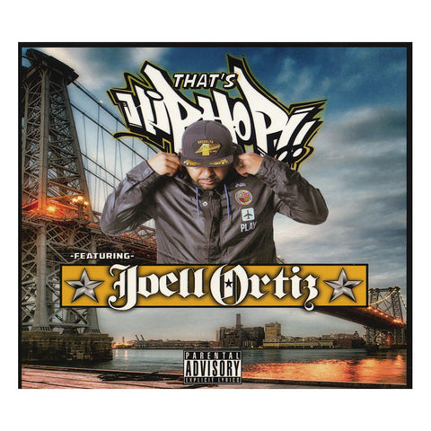 Joell Ortiz - 'That's Hip Hop' [CD]