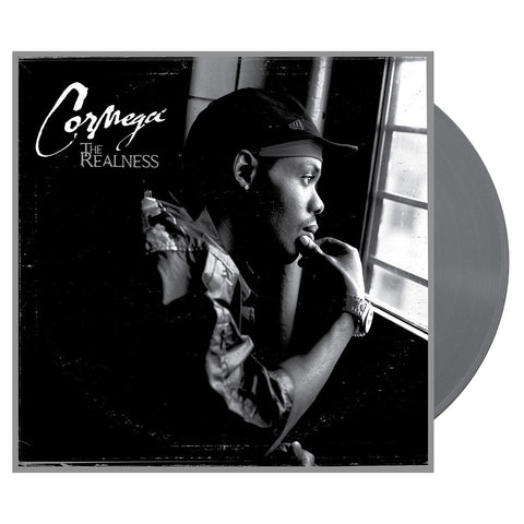 Cormega - 'The Realness' [(Opaque Silver) Vinyl LP]