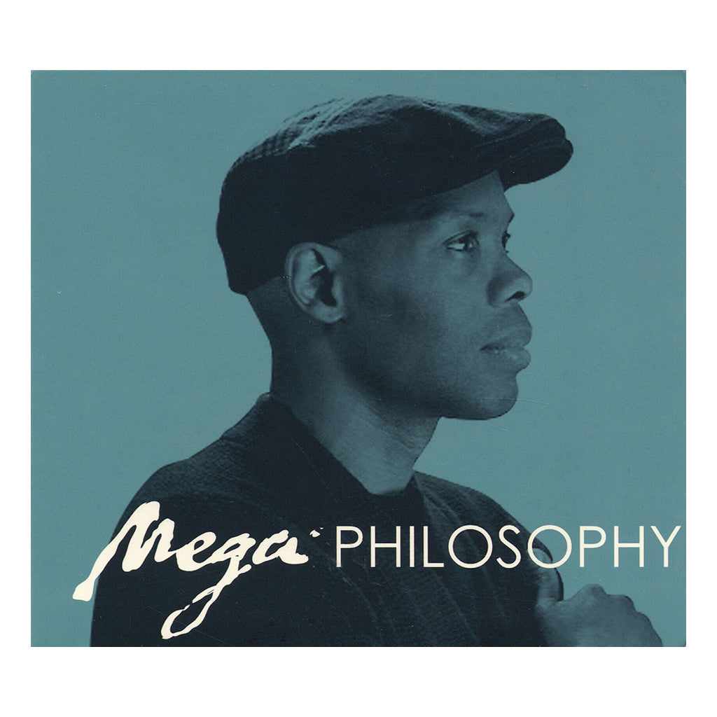 <!--020140722064239-->Cormega w/ Large Professor - 'Mega Philosophy' [CD]