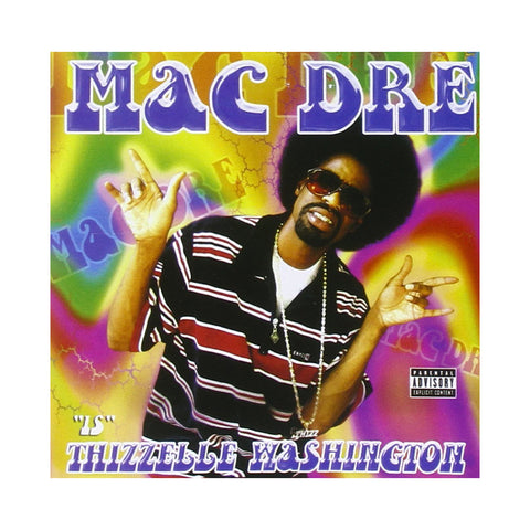 "[""Mac Dre - 'Thizzelle Washington' [CD]""]"