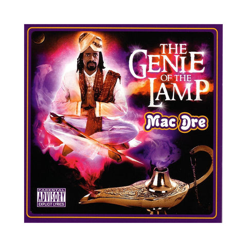 Mac Dre - 'The Genie Of The Lamp' [(Purple + Clear) Vinyl [2LP]]