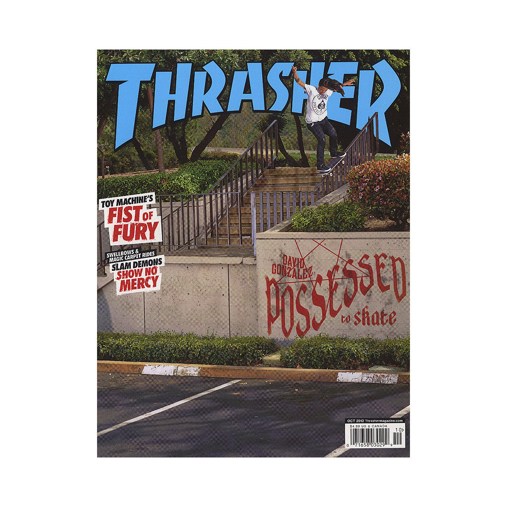 <!--020120904048463-->Thrasher Magazine - 'Issue 387, October 2012' [Magazine]