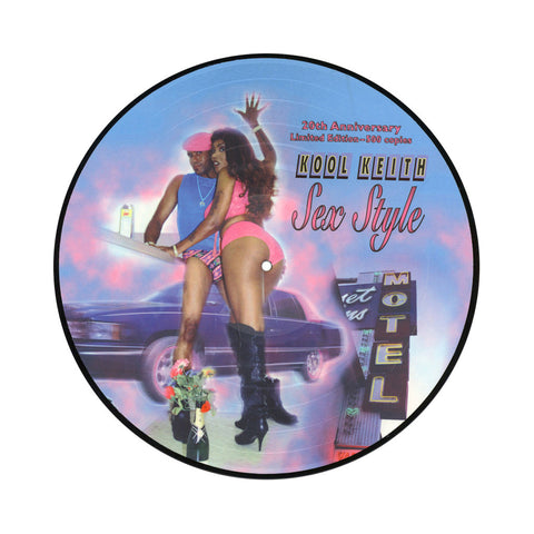 Kool Keith - 'Sex Style: 20th Anniversary Edition' [(Picture Disc) Vinyl LP]