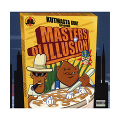 <!--020001114002241-->Masters Of Illusion - 'Masters Of Illusion' [CD]