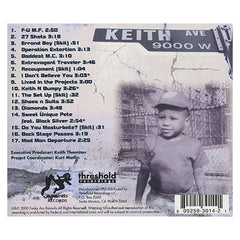 <!--020000801002606-->Kool Keith - 'Matthew' [CD]