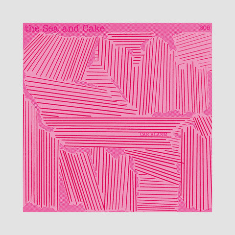 "[""The Sea And Cake - 'Car Alarm' [(Clear) Vinyl LP]""]"