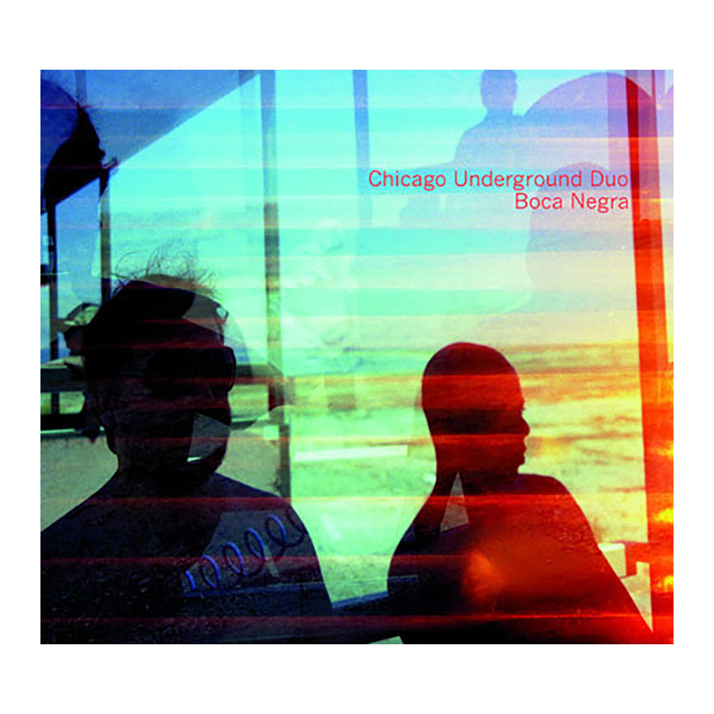 <!--120100126019451-->Chicago Underground Duo - 'Boca Negra' [CD]