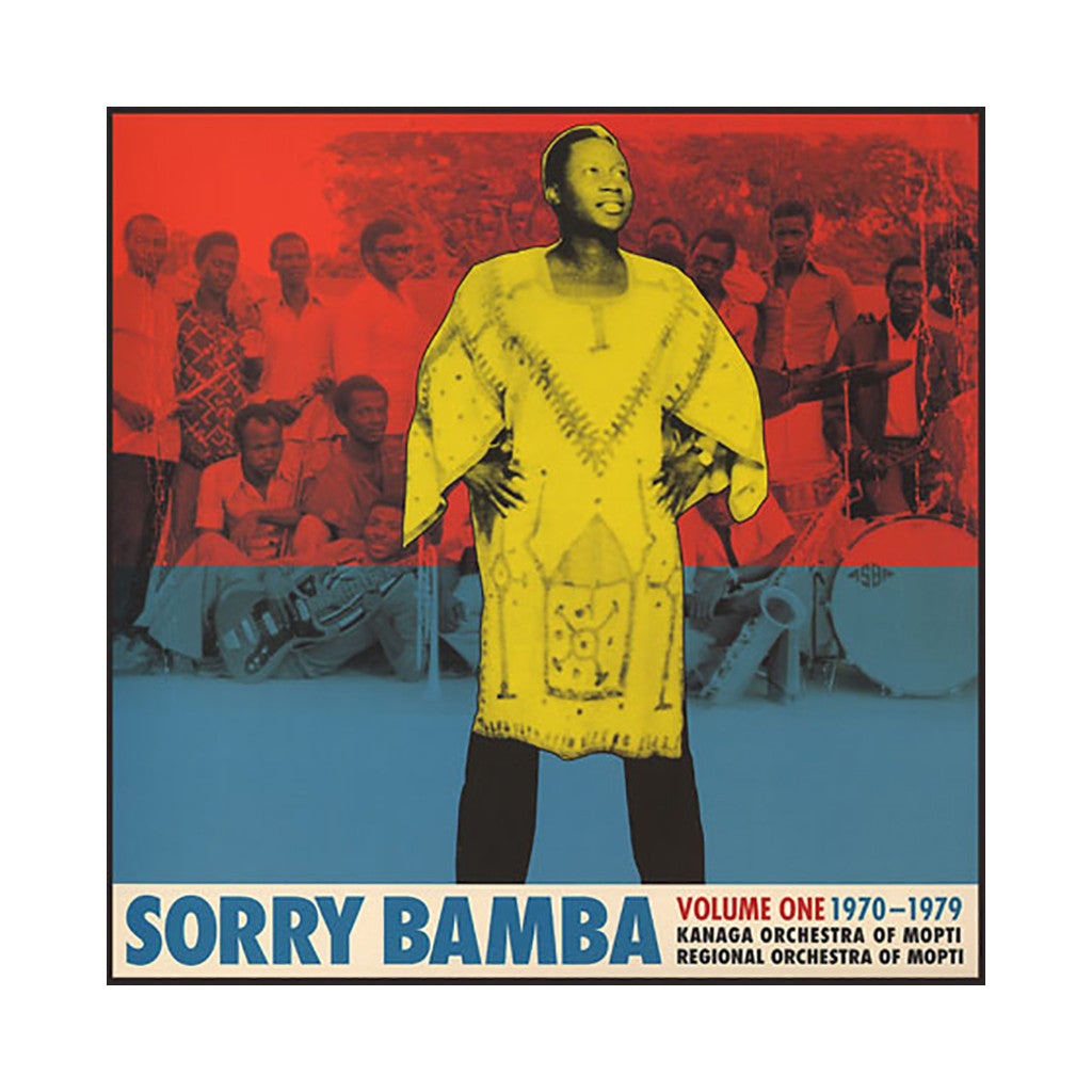Sorry Bamba - 'Volume One: 1970-1979' [(Black) Vinyl [2LP]]